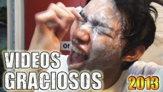 Vídeos Graciosos Del 2013 (Scary And Funny Moments) | FERNANFLOO