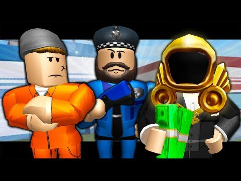 5 TYPES OF A JAILBREAK PLAYERS! ( A Roblox Jailbreak Roleplay Animation)