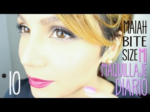 MAQUILLAJE NATURAL PARA EL DÍA A DÍA - MY EVERYDAY MAKEUP