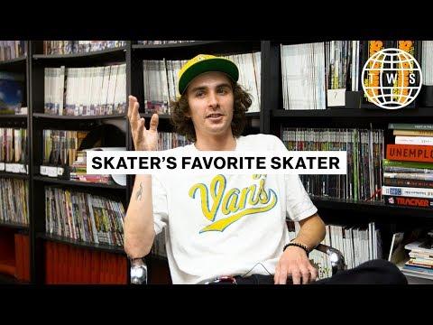 Skater's Favorite Skater: Kyle Walker