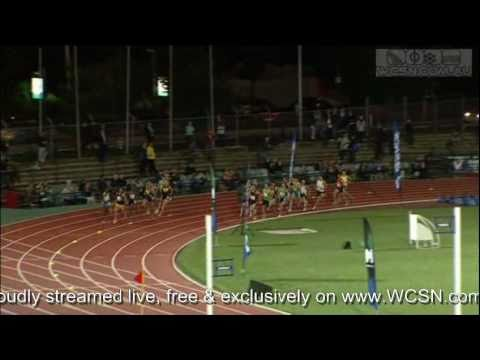 2011 IAAF Melbourne Track Classic - Men&#039;s 5000m