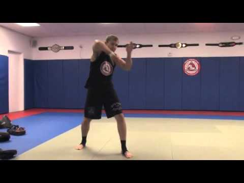 Using Knees and Elbows in Kickboxing - Kickboxing Lesson Image 1