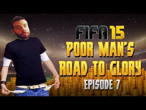 POOR MAN's ROAD TO GLORY #7 - SPECIAL PACKS, CUP FINAL, SQUAD BUILDING! FIFA 15 Ultimate Team