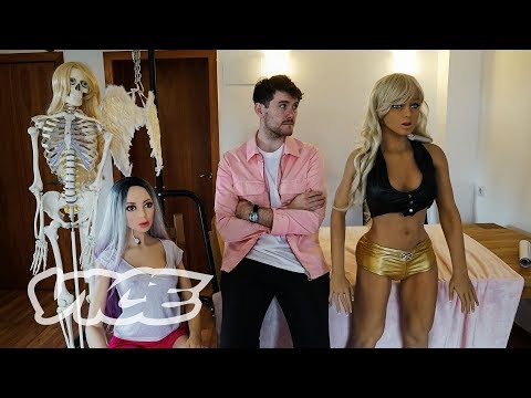 Europe's First Sex Doll Brothel thumbnail