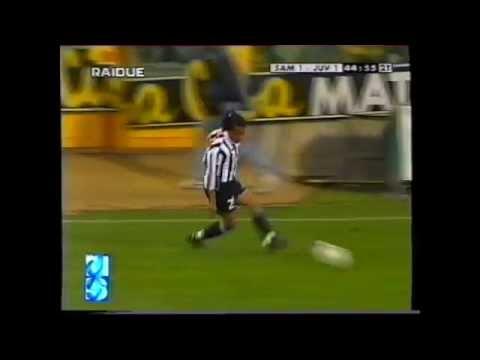 Sampdoria - Juventus 1-2 (07.03.1999) 7a Ritorno Serie A.