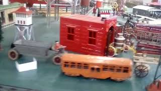 Welcome to Gadsden Pacific Toy Train Museum Tinplate layout