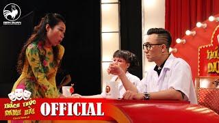 Thách Thức Danh Hài mùa 2| Cô giáo dạy Hoá làm Trấn Thành Việt Hương không nhịn được cười