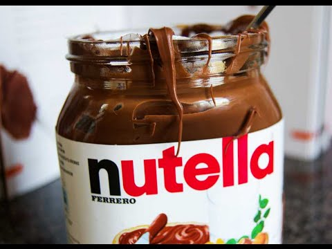 Nutella Soon To Be Endangered - Stock Up Now!