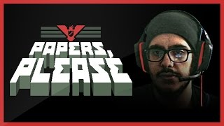Papers, Please #9 MASAMDA C4 !!