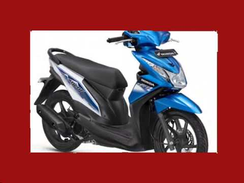 Honda Beat fi cw 2013 Colors