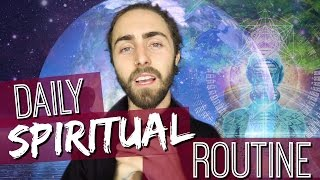 My Spiritual Daily Routine! (Yoga, Meditation & More)