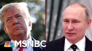 President Donald Trump's Loyalty Uncertain Among Some National Security Officials   Deadline   MSNBC