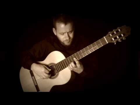 Romance (Jeux Interdits) - Solo Spanish Guitar - Johnclarkemusic.com