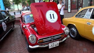 HONDA S800 Coupe 1967 ホンダ S800 クーペ 1967