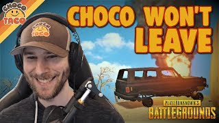 That One Time chocoTaco Was A Bad Friend ft. WTFMoses - PUBG Gameplay