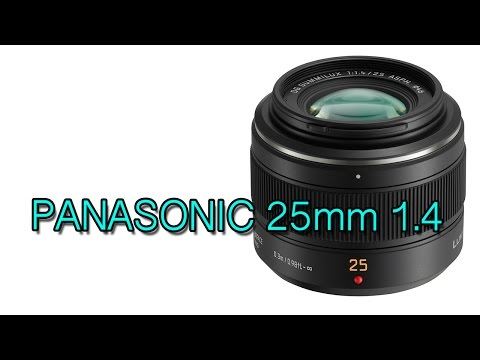 Panasonic Leica DG Summilux 25mm f/1.4 ASPH (H-X025E) народный любимчик