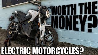 Are Electric Motorcycles WORTH It?