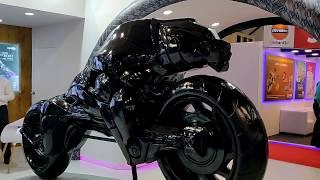 AUTOCAR SHOW 2018 || BIKES || PART 2