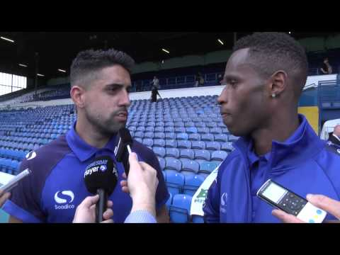 POST-MATCH | Marco Matias and Jose Semedo review the Leeds clash