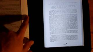 Apple iPad Vs. The Amazon Kindle As An eBook Reader
