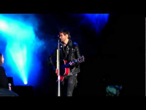 """Boys Like Girls - """"Two Is Better Than One"""" (Live)"""