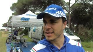 Intervista ad Alex Zanotti    Sardegna RallyRaid 2013