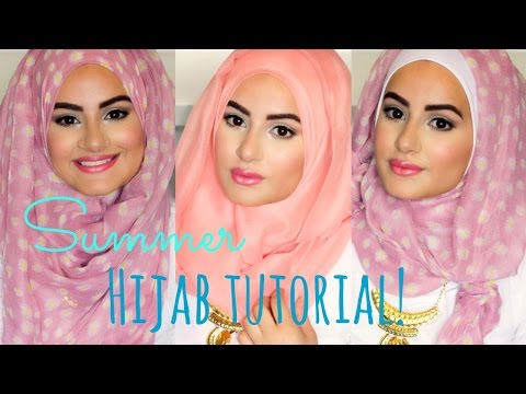 media summer hijab tutorial part 1 2 no music available viewers in germany