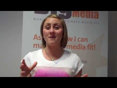 Katie Bulmer Cooke Bigs Up Big Me Up LIVE