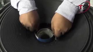 18 इंच बेस आहुजा स्पीकर की Voice Coil change कैसे करे