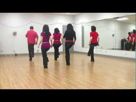 Heidi - Line Dance (dance & Teach In English & 中文) video