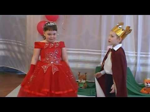 """Детский сад № 275   Сценка """"Хочу работать""""  300513"""