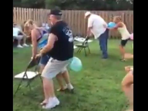 balloon fucking couples  amazing family and girl dance