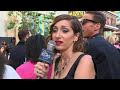 Jamie Lee Hits The MTV Movie Awards Red Carpet