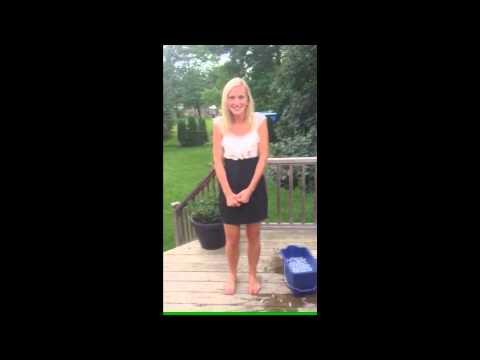 Sandra's ALS Ice Bucket Challenge