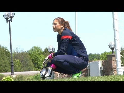 Studio 90: Hope Solo, Back in Action