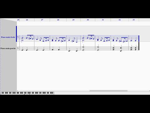 ANONYME - Greensleeves (adaptation piano) / Greensleeves (piano adaptation) (Noteworthy Composer 2)
