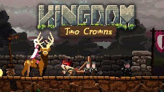 Romancing the Deer - Mount Uprade! - Kingdom Two Crowns Gameplay - Island 2