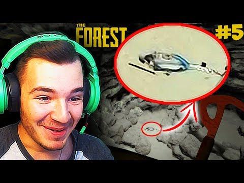 ДРУГИОТ ДЕЛ ОД АВИОНОТ!!! (The Forest со Стеф #5)