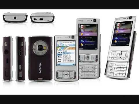 Historia Nokia Serie N