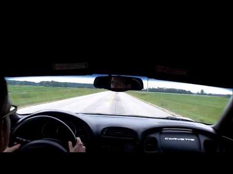 C5 Corvette Z06 Vararam Intake LG Street Headers Borla Stingers