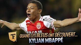 Champion du monde 2018 : Quand les Bleus ont découvert Kylian Mbappé (Mars 2017)