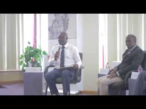 Panel Discussion on How To Make Laws Work in Ghana