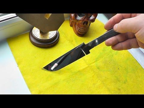 Изготовление ножа домашних условиях