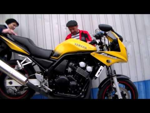 Yamaha fazer 600 far orjinal artim motor