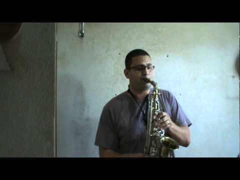 Move As Águas -sax Alto - Jairo Amorim video