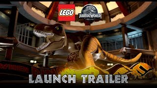 LEGO Jurassic World Now Available on Nintendo Switch | Jurassic World