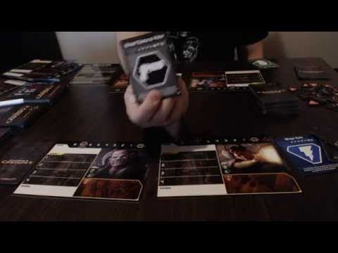 Cthulhu Flash Dance Review Of Shadowrun Crossfire Board Game