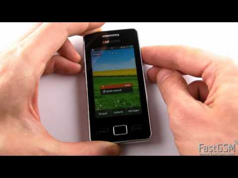 Unlock Samsung S5260 Star II - HD quality!