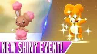 All New *SHINY BUNEARY EVENT* in Pokemon GO! Shiny Latios Raids + Shiny 2km Eggs
