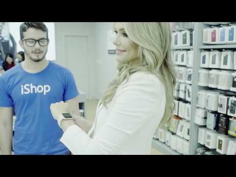 Spot Ishop Apple Premium Reseller, Tania Domaniczky